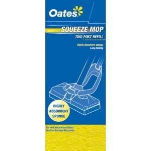 OATES SQUEEZE MOP 2 POST REFILL (MS-002 / 165743)