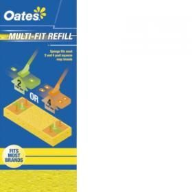 OATES MULTI-FIT SQUEEZE REFILL - (MS-005 / 165743)