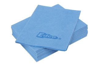 EDCO MERRITEX BLUE H.DUTY VISCOSE CLOTH 10-PACK