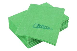 EDCO MERRITEX GREEN H.DUTY VISCOSE CLOTH 10-PACK