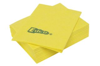 EDCO MERRITEX YELLOW H.DUTY VISCOSE CLOTH 10-PACK