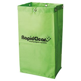 OATES REPLACEMENT BAG FOR JANITORS CART -EACH