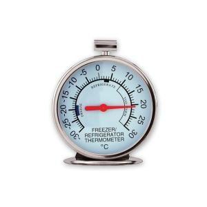 TRENTON FRIDGE /FREEZER THERMOMETER  R/DUAL EA - 30757 - EACH