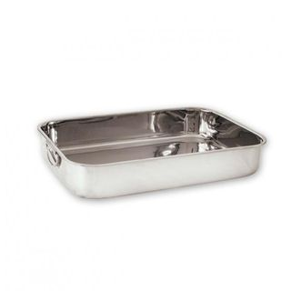 BAKING / ROAST PAN ALUM 400X305X60MM WITH HANDLES EA - 79131 - EACH