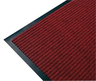 RIB MAT 90 cm X 150 cm - RED - EACH