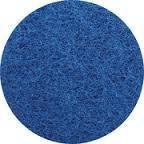FLOOR PAD 50CM BLUE - EACH