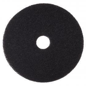 FLOOR PAD 50CM BLACK -EACH