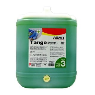 AGAR TANGO HOSPITAL GRADE DISINFECTANT 20L
