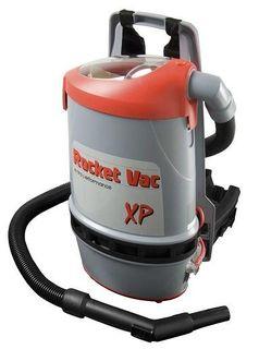 HAKO XP ROCKET VAC BACK PACK VACUUM