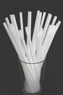 AUSTRAW REGULAR - WHITE - STRAWS - 5000 - CTN