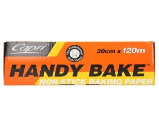 CAPRI HANDY BAKE 30CM x 120M - 1 ROLL