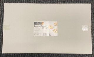 CAPRI SILICONE BAKING PAPER 460MM X 710MM - 500 - REAM