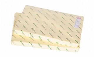 ECO BUY CHINESE GREASE PROOF 1/2 CUT - 400 X 330MM - 800 SHEETS - REAM (Yellow Packaging)