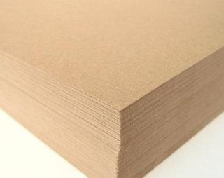 150 X 150 BROWN PAPER - 500 - PKT