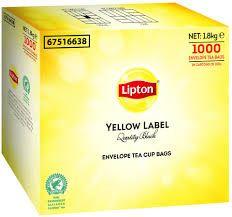 LIPTONS TEAS