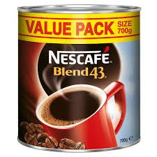 NESCAFE BLEND 43 COFFEE 700GM -TIN