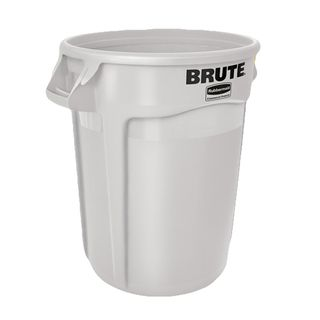 RUBBERMAID BRUTE BIN -WHITE - 75.7L