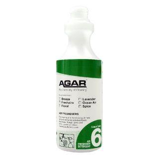 PRINTED AGAR AIR FRESHENER BOTTLE 500ML (D06) - EACH
