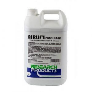 Research AIR LIFT - SPICE ISLAND - Odourlifter & Cleaner - 5L