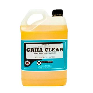 "Tasman "" GRILL CLEAN ""  grease & oven cleaner - 5L"