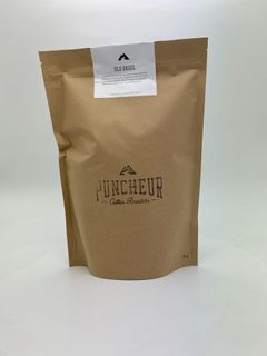PUNCHUER - OLD SKOOL - PREMIUM COFFEE 100% ARABICA BEANS 1KG