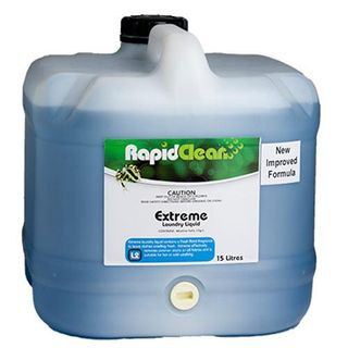 RAPID CLEAN EXTREME LAUNDRY LIQUID - 15L