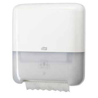TORK MATIC HANDTOWEL ROLL DISPENSER H1 - WHITE - 551000 - EACH