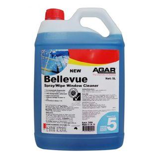 AGAR BELLEVUE ENVIRO WINDOW CLEANER CONCENTRATE - 5L