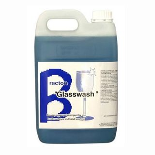 BRACTON GLASS WASH - CONCENTRATE - 5L