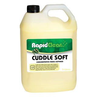 "Rapid Clean "" CUDDLE SOFT "" Fabric Softener & Conditioner - 5L"