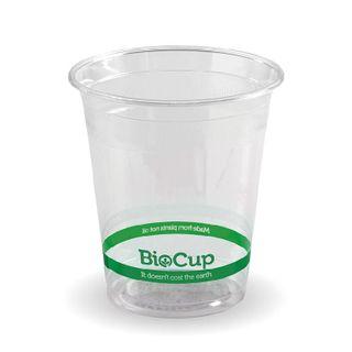 BIOPAK 200ml Clear Cup - 100 ( R-200Y ) - SLV
