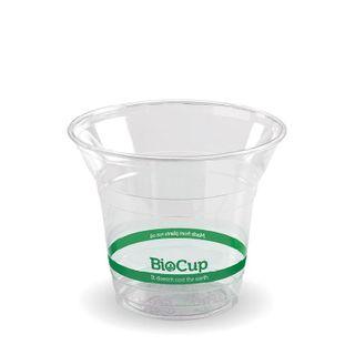 BIOPAK 300ml Clear Cup - 50 - ( R-300Y ) - SLV