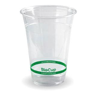 BIOPAK 500ml Clear cup - 50 - ( R-500Y ) - SLV