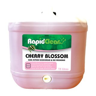"Tasman "" CHERRY BLOSSOM "" AIR FRESHENER DISINFECTANT - 15L"
