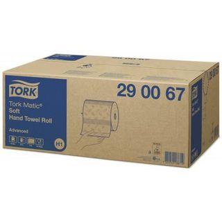 TORK MATIC HAND TOWEL ROLL H1 (290067) Autocut  210 x 150M X 6 - CTN