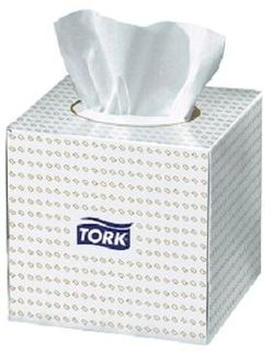 TORK - 2PLY 90 SHEET EXTRA SOFT PREMIUM FACIAL TISSUES -24