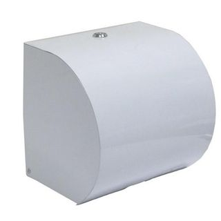 ROLL TOWEL METAL DISPENSER - EACH