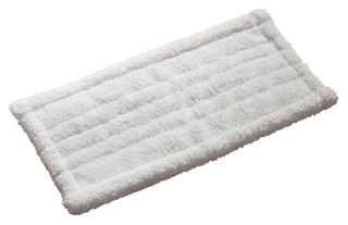 OATES MICROFIBRE FLOOR PAD -WHITE-SUITS EAGER BEAVER TOOL - (FP-MF-01 / 165441) -EACH
