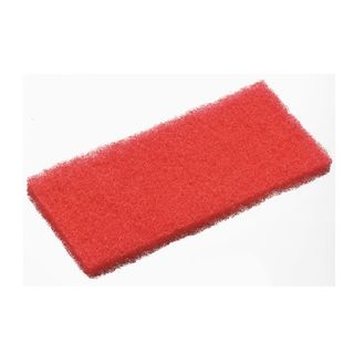 OATES EAGER BEAVER - GLIT PAD - RED - LARGE - EACH