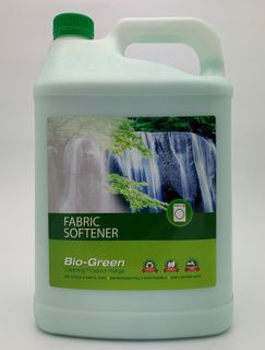 BIO-GREEN FABRIC SOFTENER - 5L - EACH