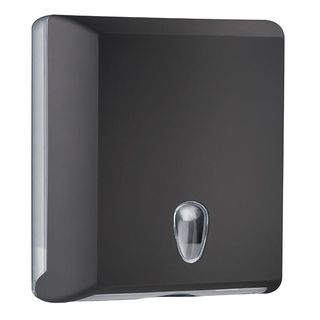 NERO BLACK SLIMFOLD TOWEL DISPENSER -ART.70610 - EA