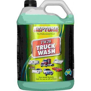 "Septone "" TW20 "" - Heavy Duty Truck Wash- 5L"