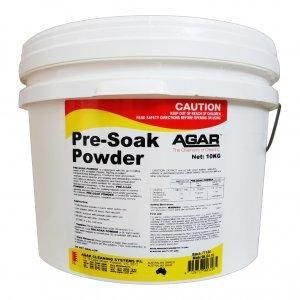 AGAR PRESOAK POWDER - Chlorinated - 10KG