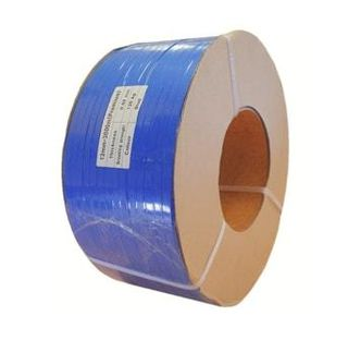 Blue Machine Poly Strapping 12mm x 3000m - ROLL
