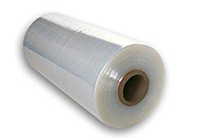 Clear Machine Pallet Wrap - 500mmx1320mx25um - 1 Roll - CTN