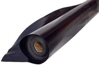 Industrial Builders Plastic Film - Black Centrefold 1000 (2000)x100mx100um -1 ROLL (MOQ: 5 ROLL BUY)