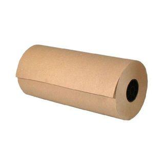 Kraft Masking Roll (450cm x 400m x 25mm core - 50gsm) -ROLL