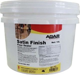 AGAR SATIN FINISH SEALER - 10L