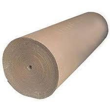 Corrugated Cardboard Roll - 910 x 75m - ROLL