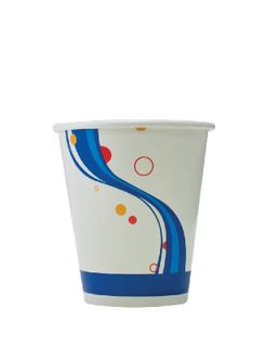 TP ALFRESCO PAPER COLD - MILK SHAKE CUP 12OZ - 1000